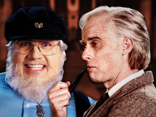 ERB Saison 5 - George R. R Martin contre JRR Tolkien