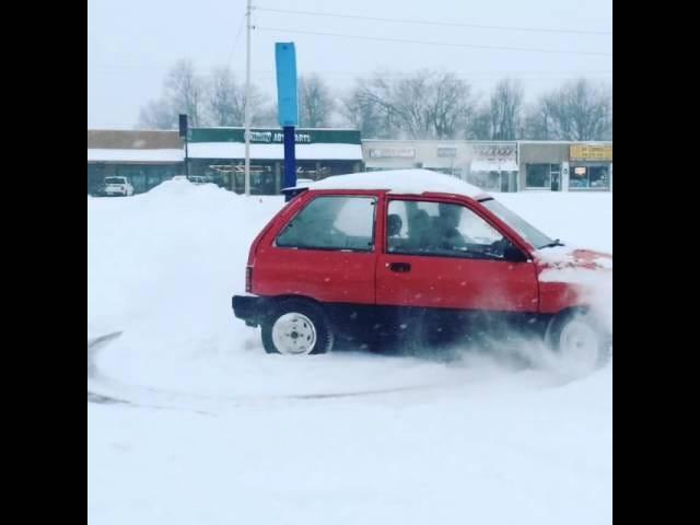 Όταν η ζωή σου δίνει χιόνι, κάνε γνωστά