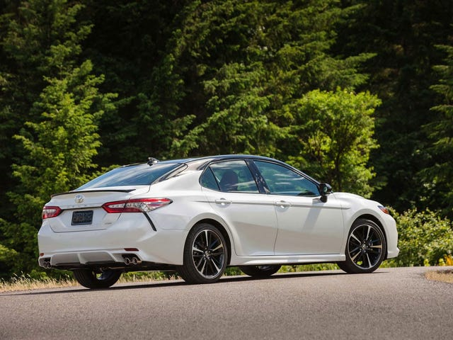 Sports Car Community Accuses Camry of Cultural Appropriation