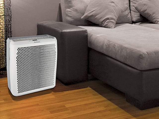 Purify Air in Rooms up to 430 Square Feet for $129