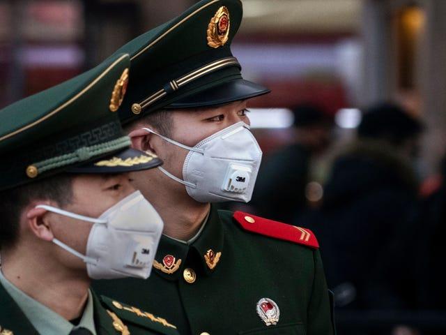 中国が武漢で強制コロナウイルス検査を命じ、感染者全員が検疫キャンプに移動