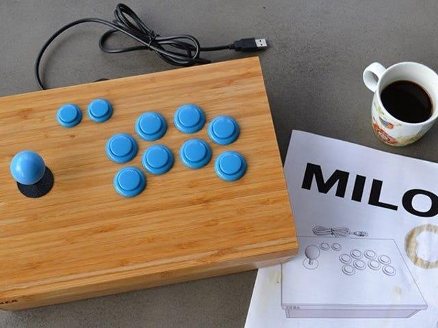 Costruisci il tuo Arcade Stick racchiuso nelle parti IKEA