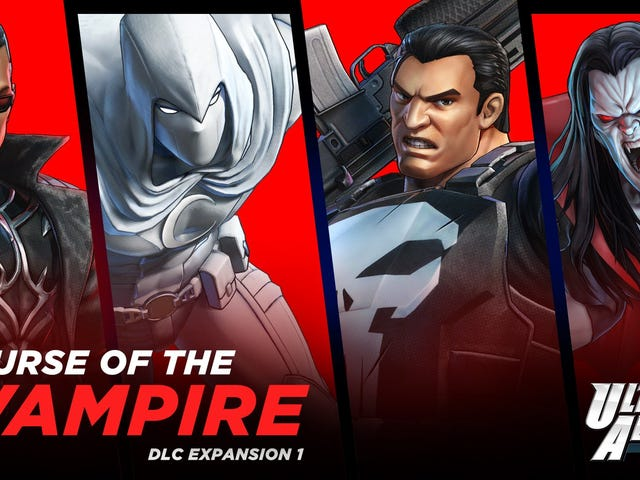 Marvel Ultimate Alliance 3's First Expansion Adds New Missions And Modes September 30