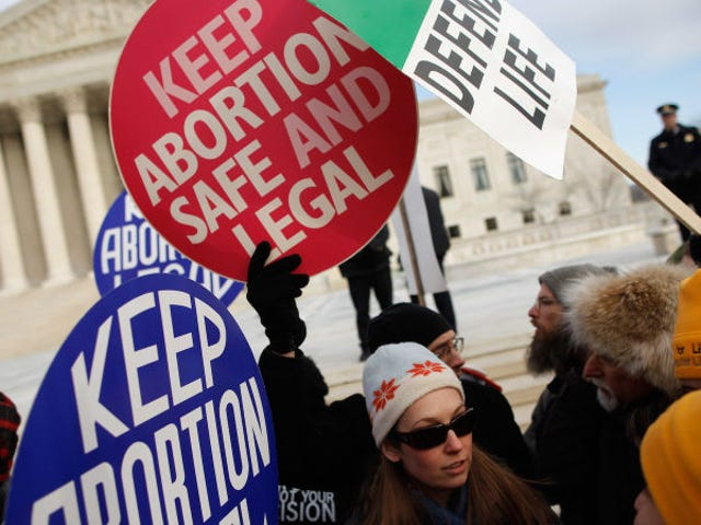 The House Is Slated to Vote on Its Favorite 20-Week Abortion Ban Again