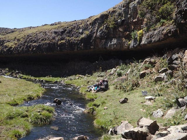 This Rock Shelter in Ethiopia May Be the Earliest Evidence of Humans Living in the Mountains
