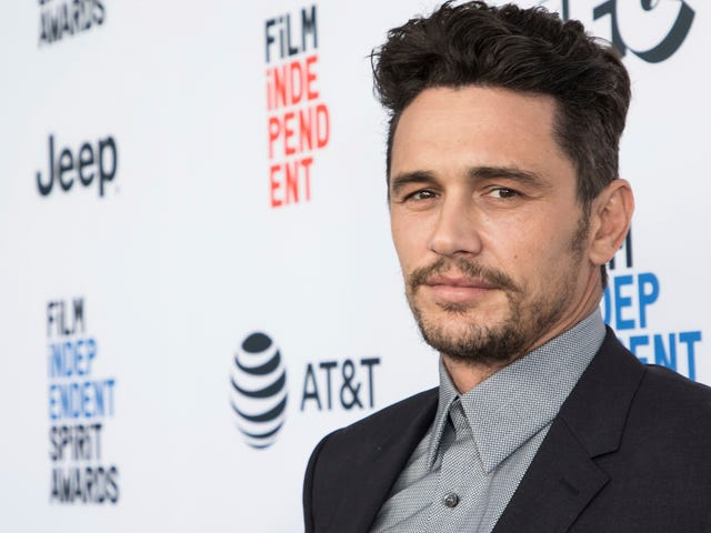 New York Times Cancels James Franco Interview Due to 'Controversy Surrounding Recent Allegations'