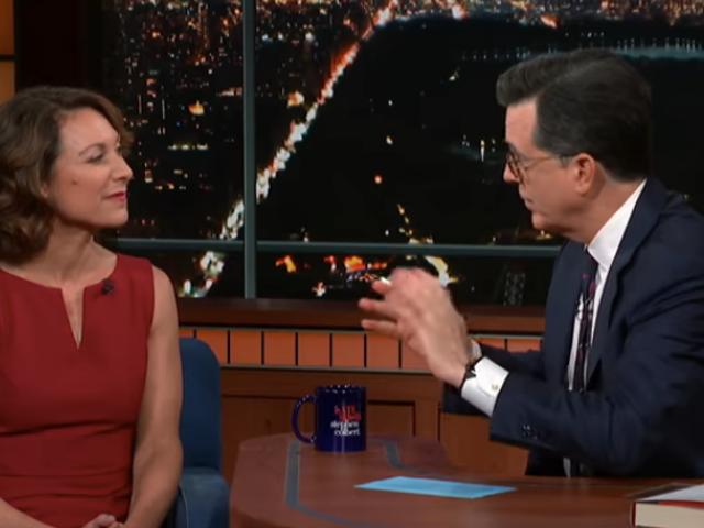 Stephen Colbert asks a legal expert what happens if Trump defies SCOTUS, as this is the Bad Place