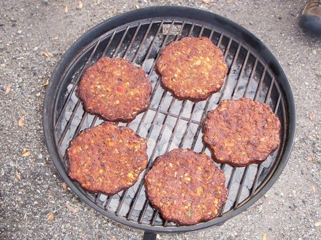 Empat Tips untuk Memasak Burger Veggie yang Sempurna