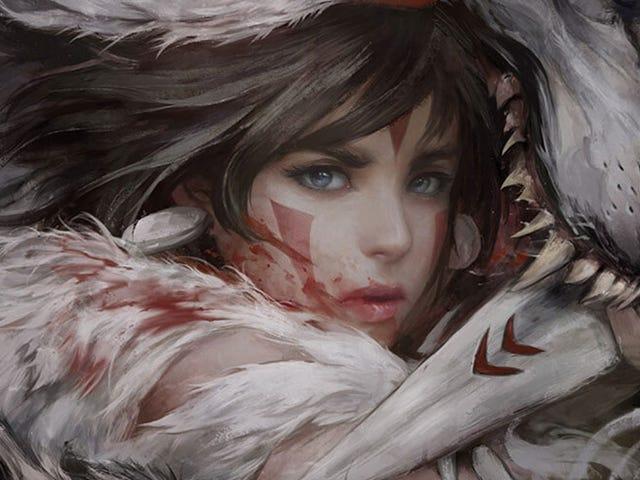 La principessa lupo