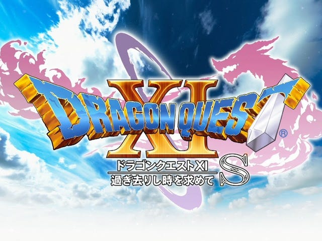Dragon Quest XI is releasing for the Switch in Japan during 2019