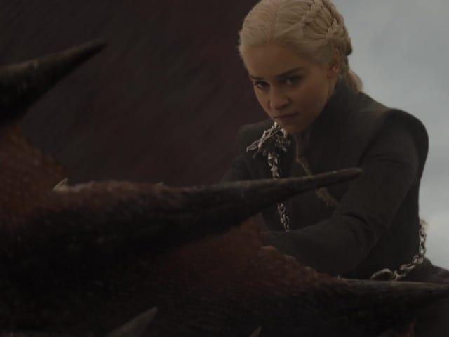 Daenerys cần một cái yên ngựa