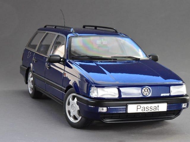 Wagon środa: KK Scale VW Passat Variant