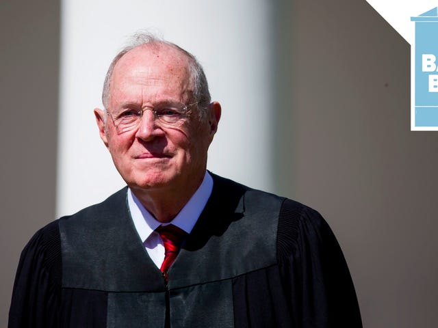 GOP Senator Says Justice Kennedy Will Retire This Summer
