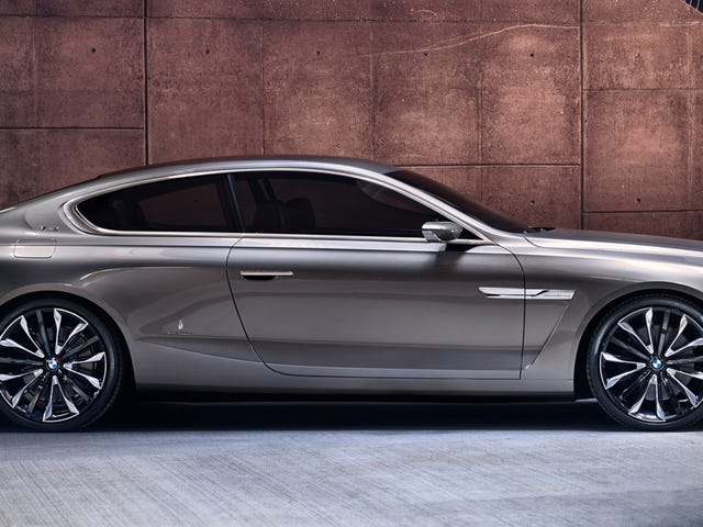 New BMW 8 Series Could Cost $165,000, Says Wildly Speculative Rumor