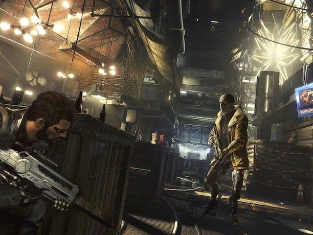 Deus Ex: Mankind Divided et Shenmue I & II quittent le Xbox Game Pass
