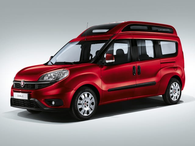 So, apparently Fiat makes a modern-day version of those old 27-window Samba vans VW used to make