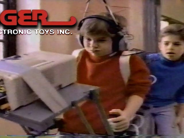 Late TAY Retro: Tiger Electronic Toys | John Elway's Football | TV Commercial (NA)