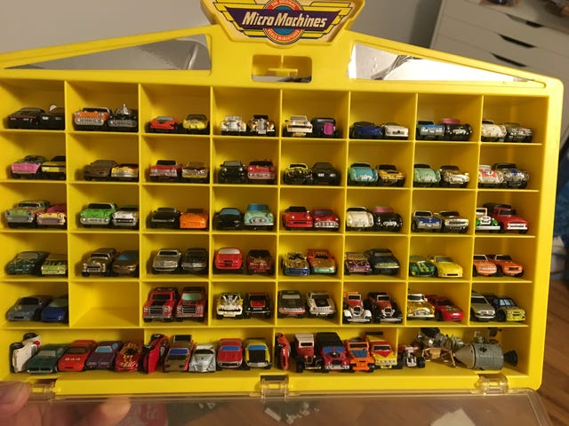 Micro Monday: chose our next adventure in tiny diecasts