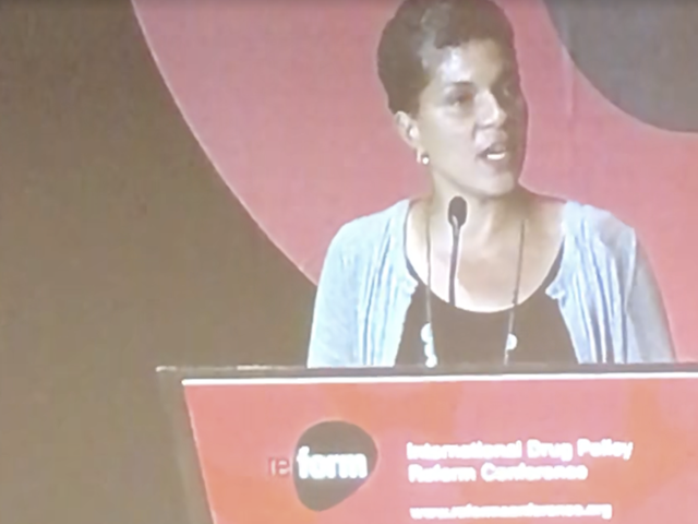 Michelle Alexander on the War on Drugs: The Color of Drug Users Got Whiter, the Nation Got Nicer
