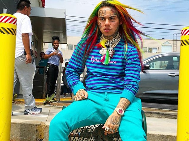 D.A. Says 6ix9ine Has Violated Plea Agreement, Recommends Prison Time