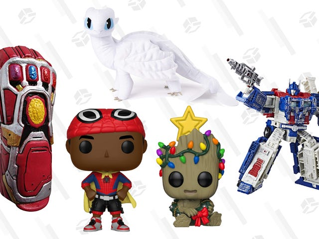 There's A Toy For Every Kid In Today's Gold Box, Plus A Bunch of Funko For You