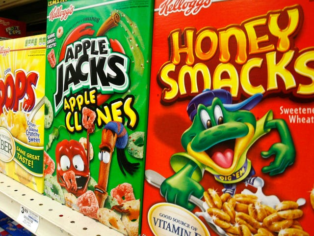 People Are Still Eating Recalled Honey Smacks Cereal—and They're Getting Sick