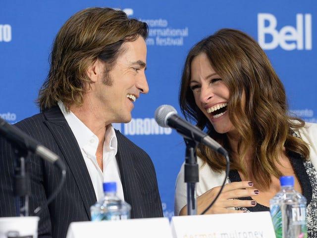 My Best Friend's TV Show: Dermot Mulroney and Julia Roberts Will Reunite for Amazon