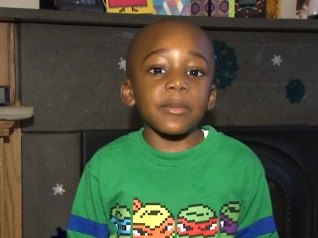 What Did You Do With Your Weekend? This 4-Year-Old Chicago Boy Read 100 Books in 1 Day