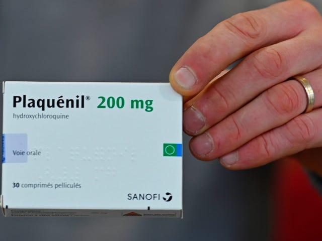 Kleine Studie findet keine Hinweise darauf, dass Hydroxychloroquin gegen Covid-19 wirkt