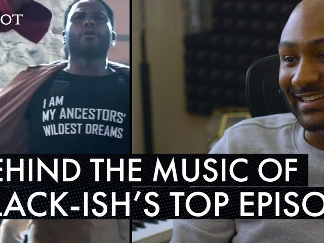 The Story Behind the Music of Black-ish's Most Talked About Episode