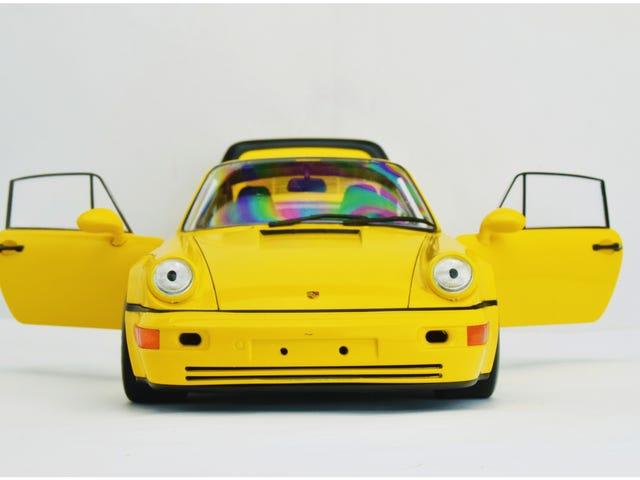 Hjulbyte onsdag: 964 Turbo-projekt
