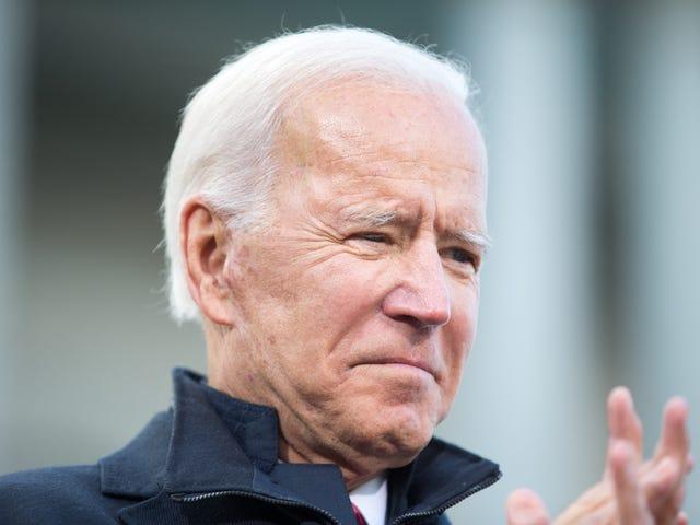 OK Boomer: Joe Biden siger, at marihuana er et gateway-stof, og han vil ikke legalisere det