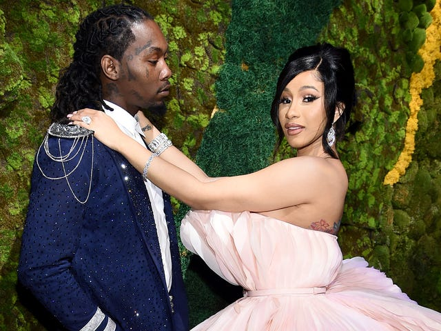 Cardi B and Offset Brought in Priests to Help With Cheating Problems
