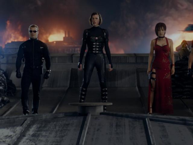 Το μέλος του πληρώματος είχε σκοτωθεί σε νέο κινηματογραφικό <i>Resident Evil</i>