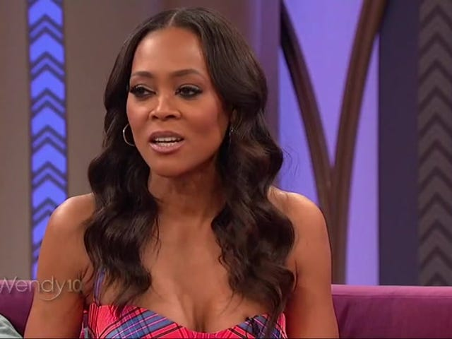 Robin Givens On Her Mike Tyson Abuse Allegations Being 'Ground Zero of MeToo'