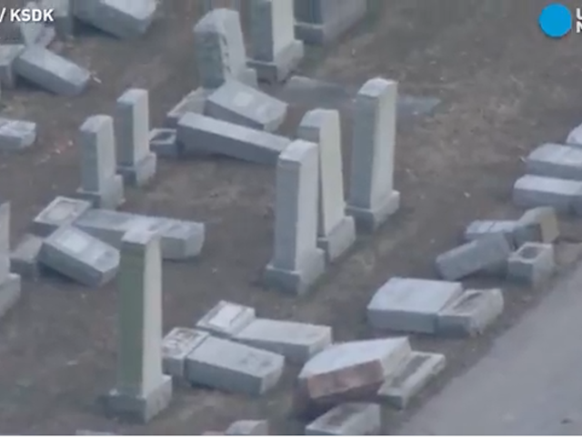 Jewish Cemetery Vandalized in St. Louis, Community Centers Receive Threats