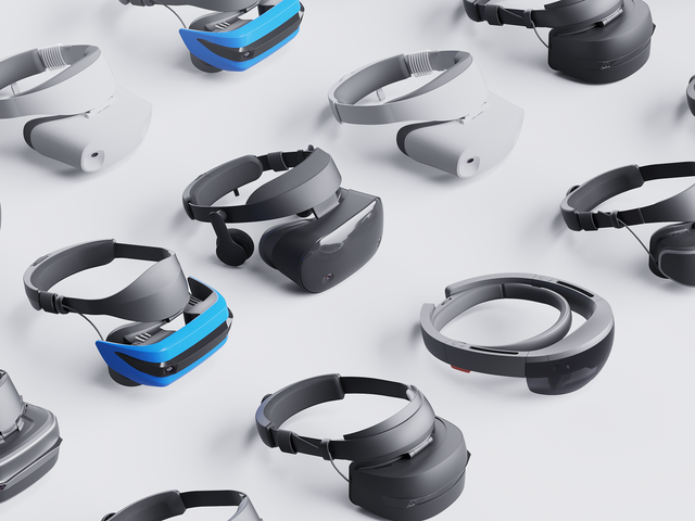 Microsoft Finally Has a Mixed Reality Headset You Might Actually Want to Buy