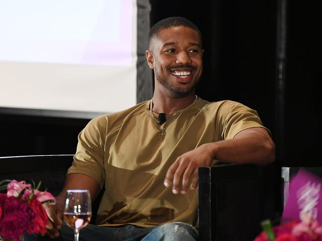 Michael Bae Jordan Attempts to Use Milk Analogy to Explain His Love For Black Women