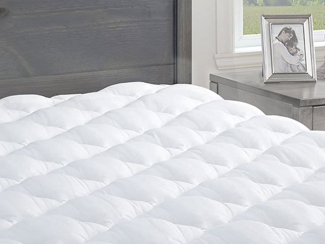 Rest Easy With These Discounted Fitted Mattress Pads