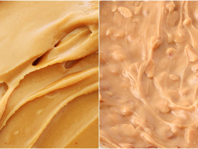 Point/Counterpoint: The great smooth vs. chunky peanut butter debate