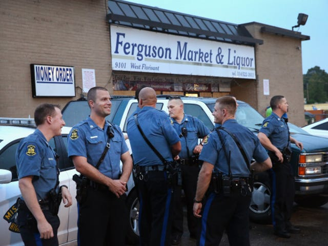 Protests Rock Ferguson, Mo., After New Footage of Michael Brown Emerges