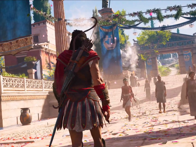 Everything Ubisoft Showed At E3 2018