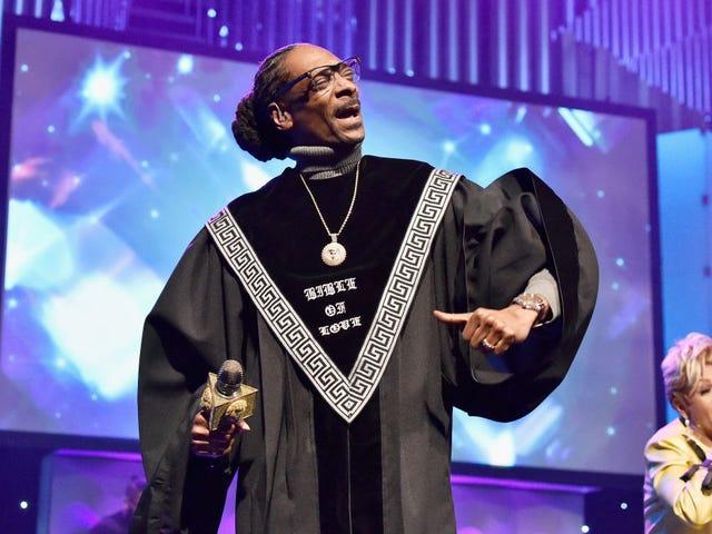 Snoop Doggs evangeliums album, <i>Bible of Love,</i> är allt rätt med mig.  Prisa Herren