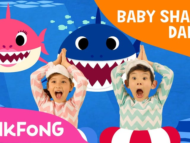 आतंक का 'बेबी शार्क' शासन खत्म नहीं हुआ है
