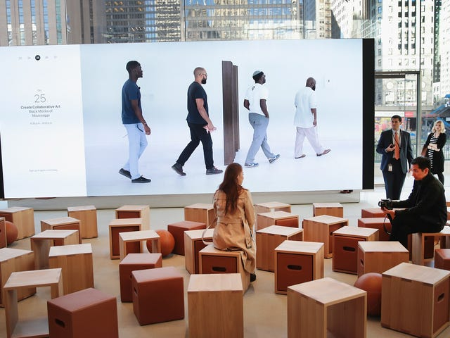 Sign Up to Watch Next Week's Mac Event at an Apple Store