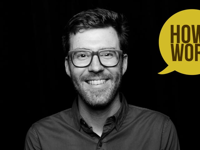 I'm Nick Douglas, Lifehacker Staff Writer, and This Is How I Work