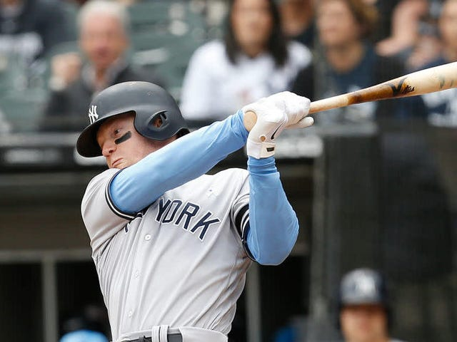 Clint Frazier Pays The Price For The Yankees' Talent Bloat