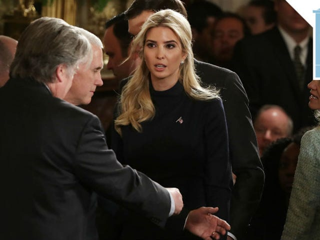 Ivanka Trump and Steve Bannon Reportedly Had a Screaming Match
