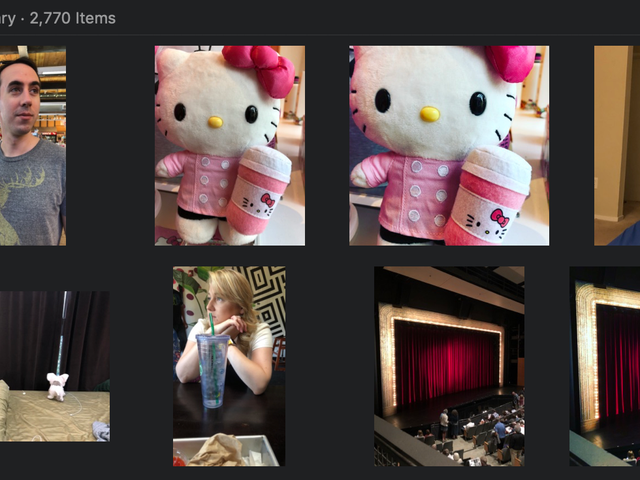 How Do I Recover an Old iPhoto Library?