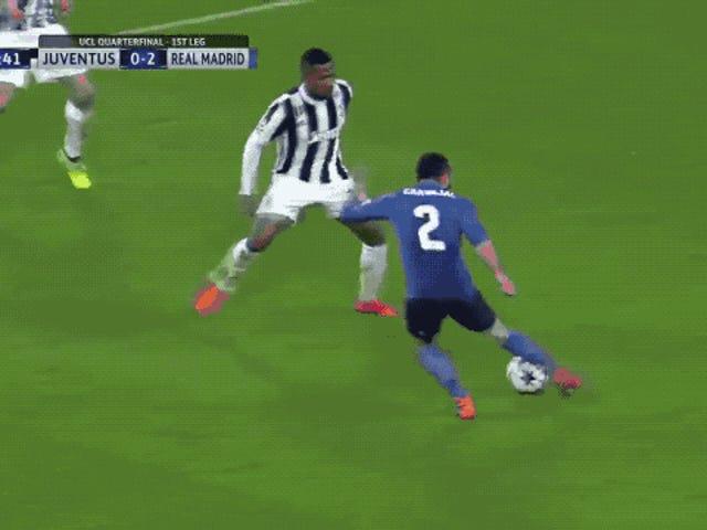 Cristiano Ronaldo exécute la Juventus avec un superbe but de bicyclette bondissant